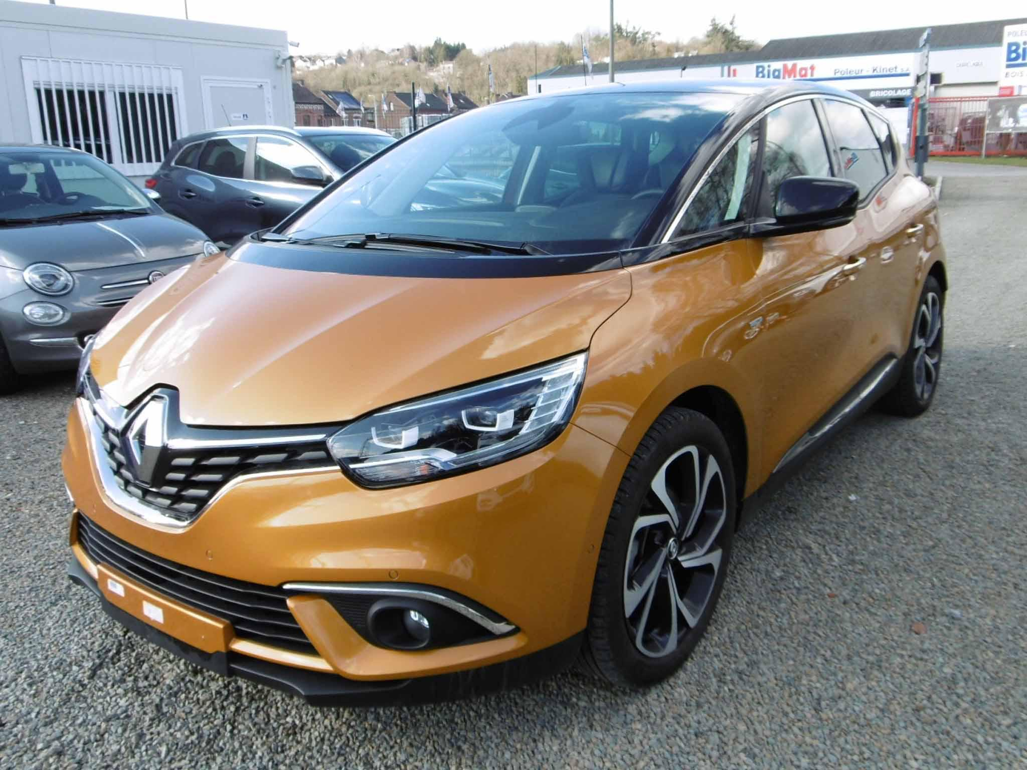 Renault Scenic IV 1 2 TCe 130 Bose Edition