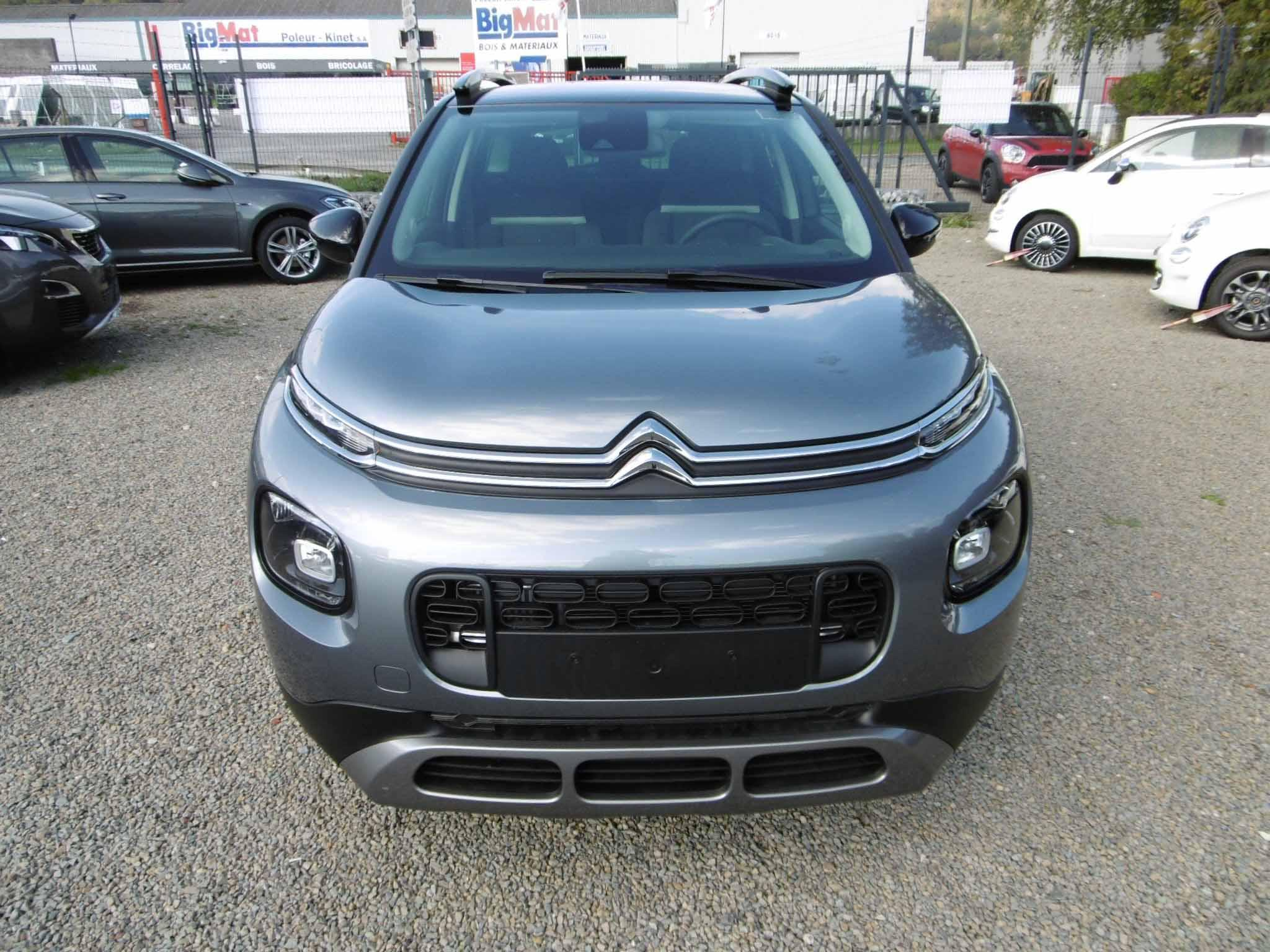 citroen c3 aircross 1 2 puretech 110 shine the car factory. Black Bedroom Furniture Sets. Home Design Ideas